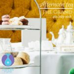 charity afternoon tea at the grand brighton