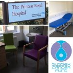 Sussex Cancer Fund Assists Plans to Expand Chemotherapy Services at The Princess Royal Hospital