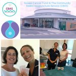 Sussex Cancer Fund & The Community Based Acupuncture Service (CBAS)
